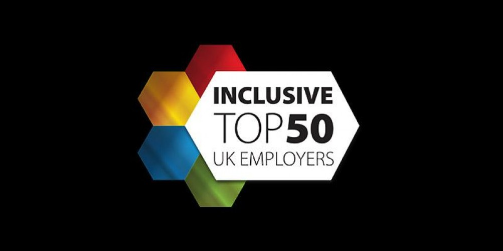 Chatham House is ranked in the Inclusive Top 50 UK Employers List