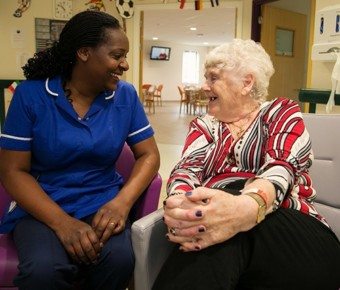 NHS group saluted for dedication to diversity, equality and inclusion