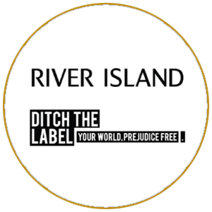 River Island & Ditch the Label – LABELS ARE FOR CLOTHES