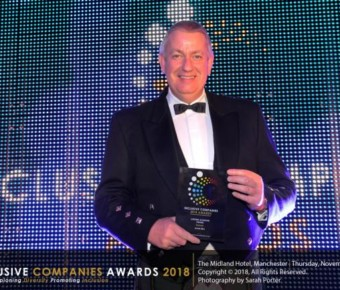 Alan Bell wins lifetime achiever award