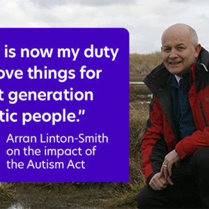 """""""Taking ownership of my autism was the best decision I ever made"""""""
