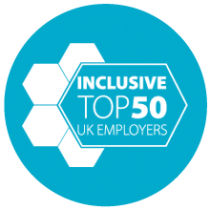 Group logo of The Inclusive Top 50 UK Employers