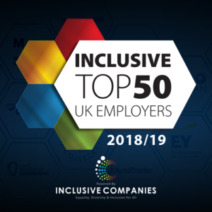 Who are Britain's Most Inclusive Employers?