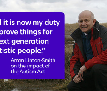 """Taking ownership of my autism was the best decision I ever made"""