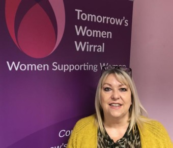 Tomorrow's Women Wirral boss Angela Murphy up for top industry award
