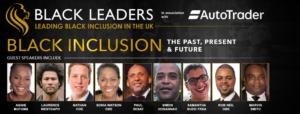 BLACK INCLUSION - THE PAST, PRESENT & FUTURE @ Online Event